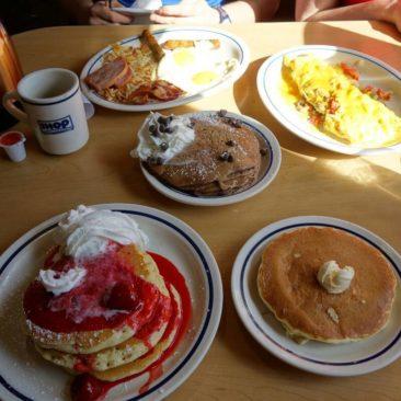 Frühstück bei IHOP