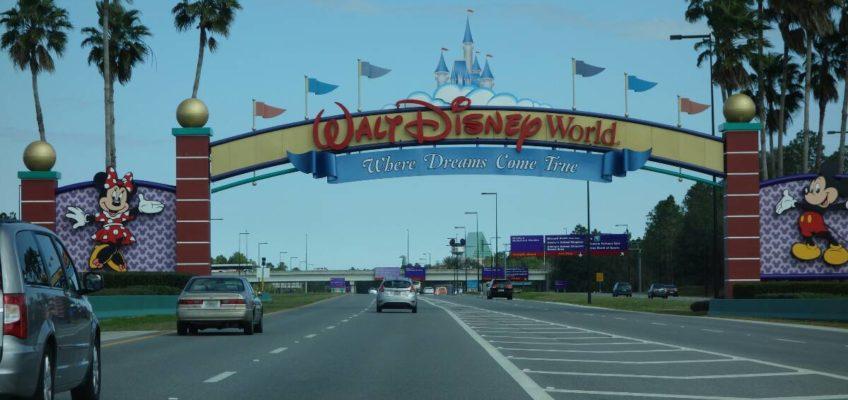Disney World – Ein Trio im Kinderparadies
