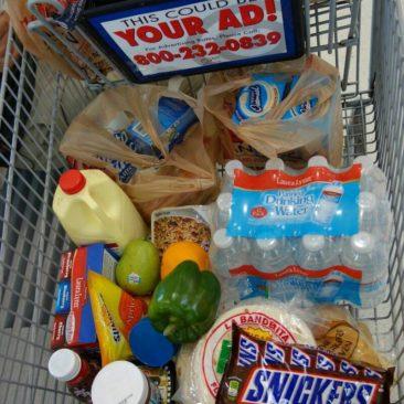 Unser erster Einkauf