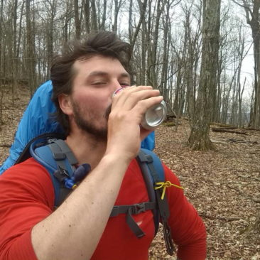 Mmmmh, Trail Magic!