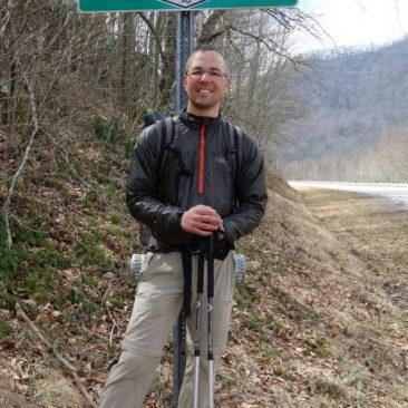 Der Beweis - wirklich auf dem Appalachian Trail
