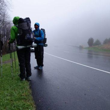 Nebel im Shenandoah