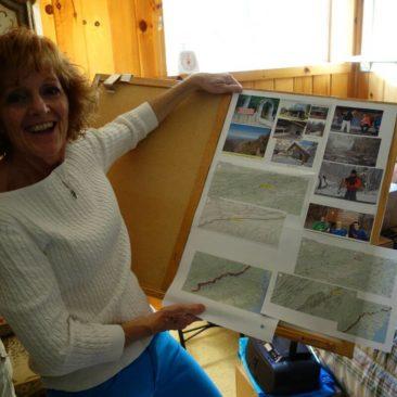 Mary Ellen und ihre Frischluftgeschichten-Pinnwand