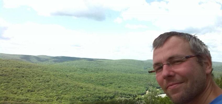 Roberts Weg: Von Palmerton, PA nach Clarence Fahnestock State Park, NY