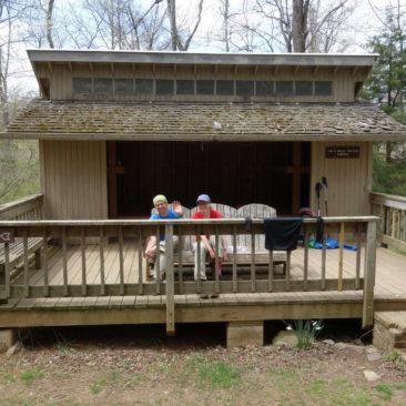 Die schöne Jim & Molly Denton Shelter