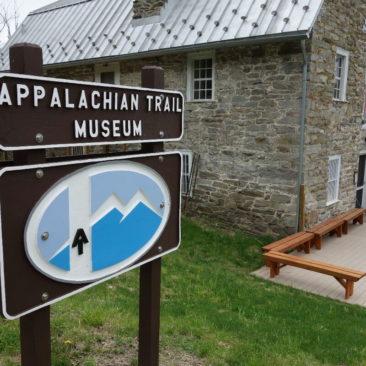 Das Appalachian Trail Museum im Pine Grove State Park
