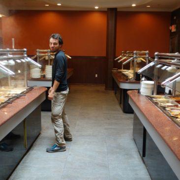 All You Can Eat Buffets in chinesischen Restaurants heben meist die Laune erheblich!