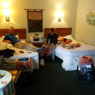 Entspannen im Sterling Inn in Dalton