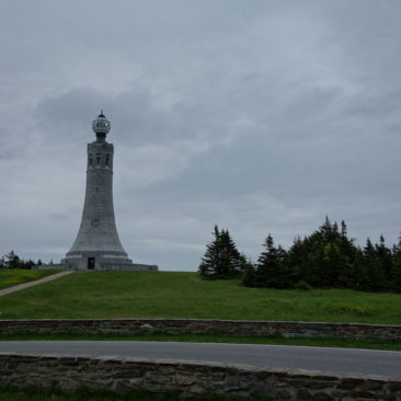 Mount Greylock - der höchste Berg Massachusetts