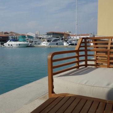 Luxus in der neuen Marina von Limassol