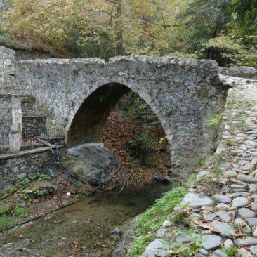 Venezianische Brücke in Kalopanayiotis