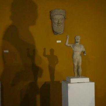 Im Archäologiemuseum in Nikosia