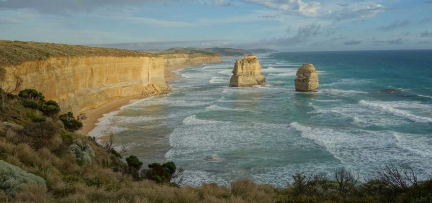 Von Adelaide nach Melbourne – Great Ocean Road und Grampians National Park