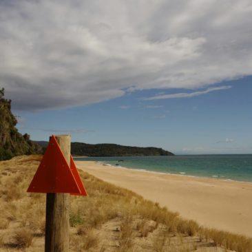 Murray Beach - ein wahrer Traumstrand