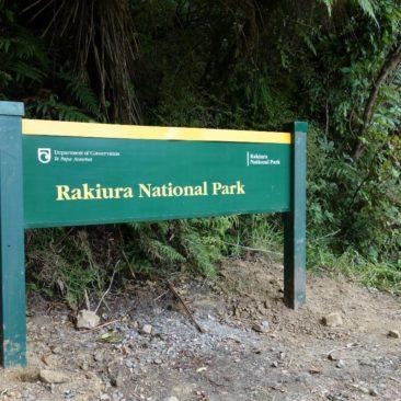 Ein Großteil der Insel ist Nationalpark