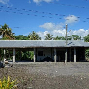 Innovative Architekturlösung auf samoanisch - Umbauen, statt drum herum bauen