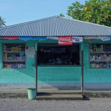 Einer der unzähligen Läden