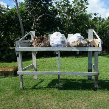Mülltonne auf samoanisch