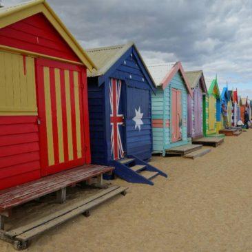 Die Brighton Beach Boxes