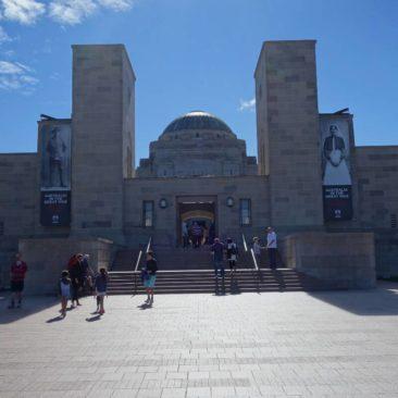 Das australische War Memorial