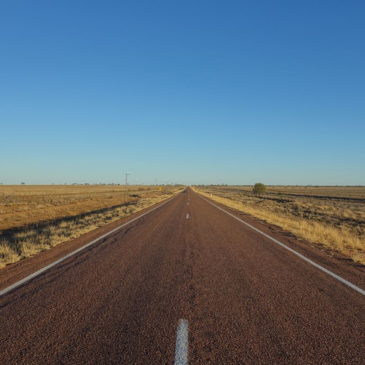 Durch das Outback nach Darwin
