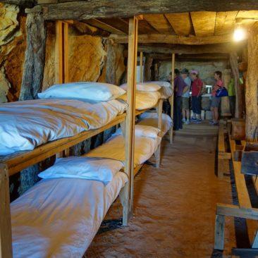 Das zum Glück nie zum Einsatz gekommene unterirdische Krankenhaus in Mount Isa