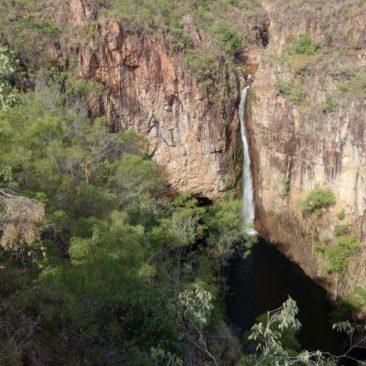 Die imposanten Tolmer Falls