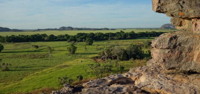 Ausblick vom Ubirr-Felsen im Kakadu National Park