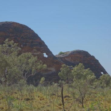 Die Elephant Rocks in der Bungle Bungle Range