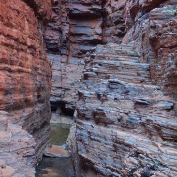 Der Eingang zum Handrail Pool