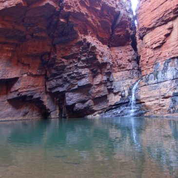 Der Karijini Nationalpark in Westaustralien