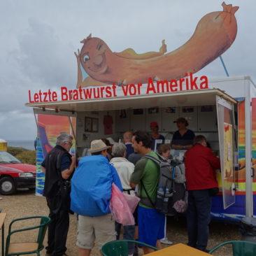 Touristenfalle Nummer 1 für alle Deutschen am Cabo de Sao Vicente