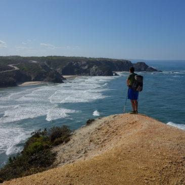 Der Fishermans Trail bietet viele Ausblicke über die Küste
