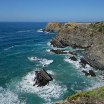 Die Küstenlandschaft entlang des Fishermans Trail bietet vielfach spektakuläre Ausblicke