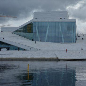 Die Oper von Oslo