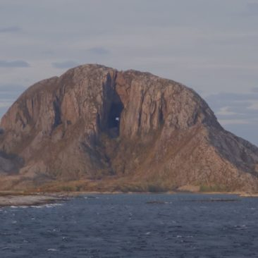 Torghatten, der Berg mit dem Loch